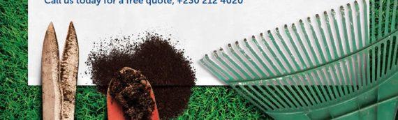 Lancement Du Service Jardinage
